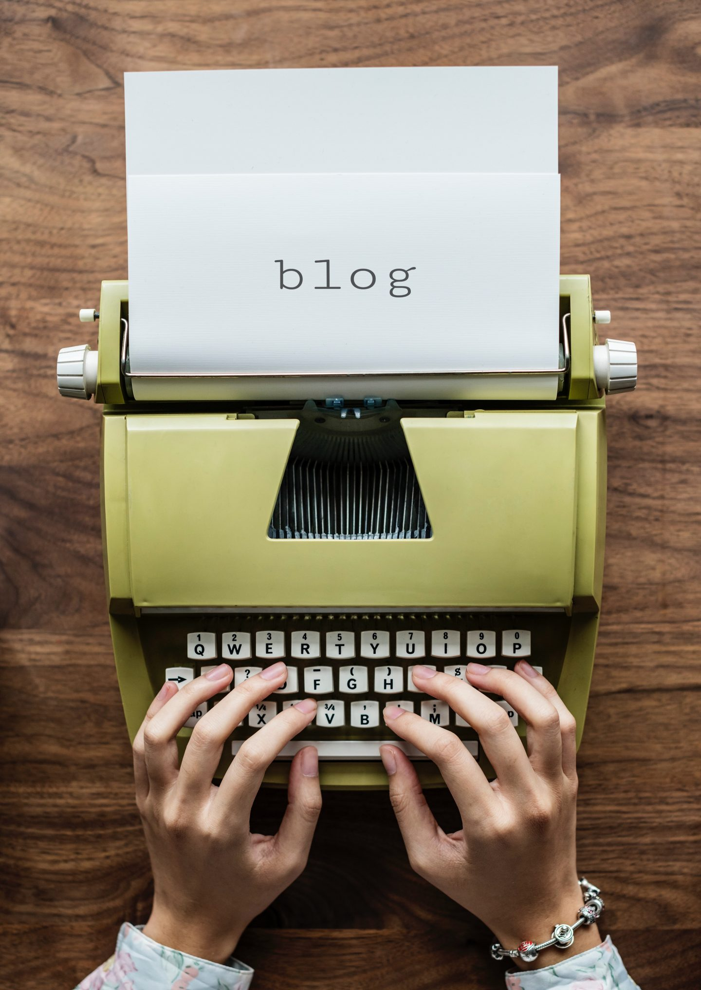 Steps and a checklist for writing an effective blog post